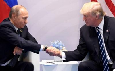 ترامب اكد استعداده للقاء بوتين