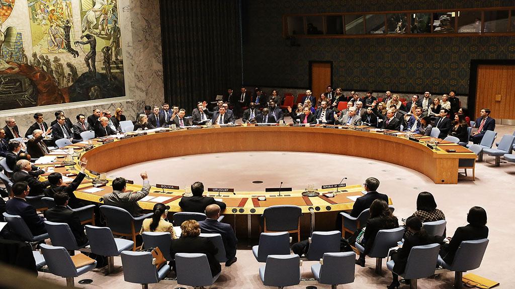 مجلس الأمن الدولي يجدد الإلتزام بسيادة سوريا