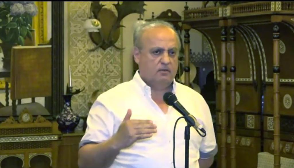 """وهاب عبر تويتر: """"لماذا لا نكون إلى جانب الحراك الذي يحمل مطالب طرحناها منذ سنوات"""""""