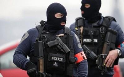 إصابة شرطي بسكين ومهاجمه بالرصاص في بروكسل