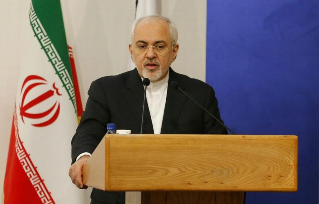 ظريف: طهران مستعدة للمساهمة في الدفع بعملية السلام في افغانستان