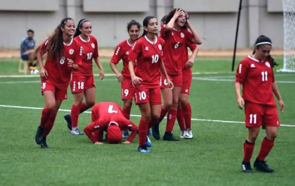 ناشئات لبنان يسقطن أمام بنغلادش ولبنان يمتلك فرصة التأهل الى بطولة آسيا 2019 بحال الفوز على فييتنام الجمعة