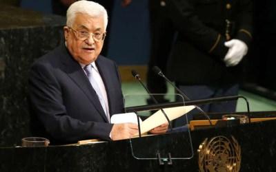 محمود عباس سيشارك في قمة مكة الطارئة