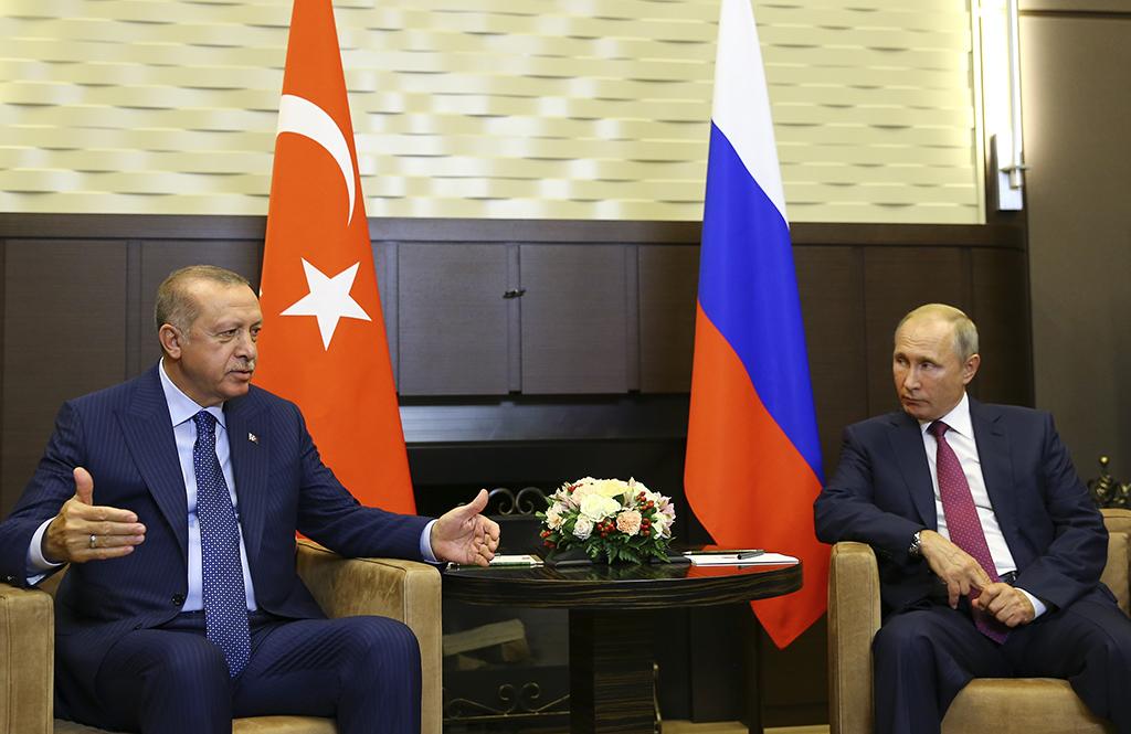 الخارجية السورية: دمشق رحبت بالاتفاق الروسي التركي حول إدلب