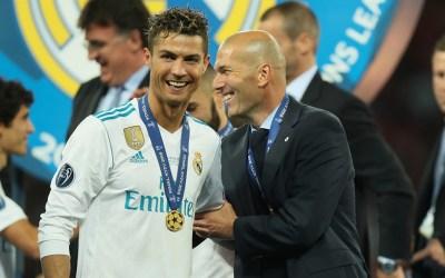 """رئيس ريال مدريد """"يصالح"""" رونالدو وزيدان بـ""""مفاجأة"""""""