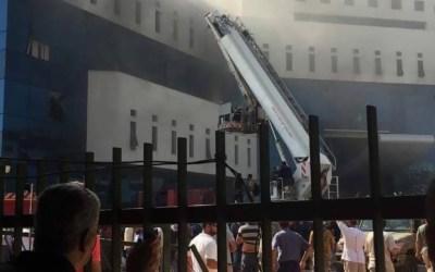 هجوم في قلب طرابلس.. إصابات وأنباء عن رهائن