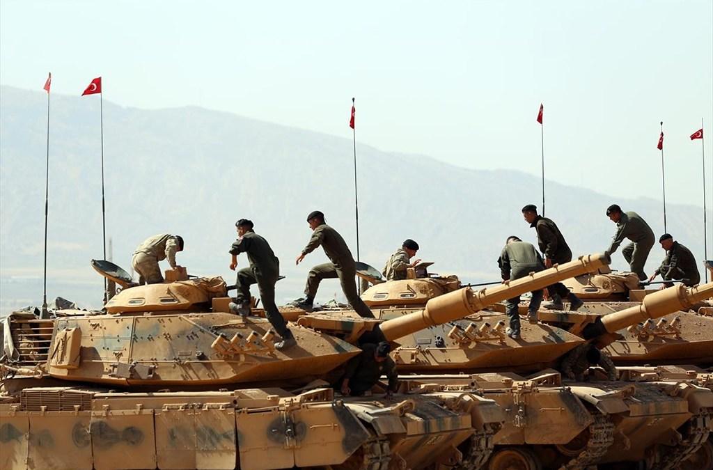 دخول رتل تركي ليلا إلى محافظة إدلب