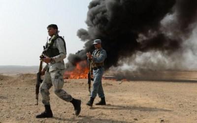 7 قتلى على الأقل في هجوم انتحاري على تجمع إنتخابي في أفغانستان