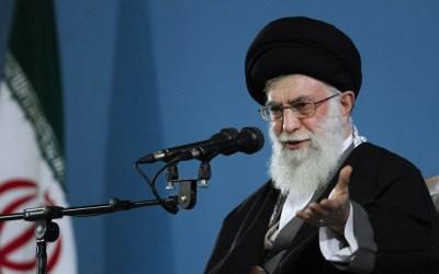 خامنئي: إيران ستصفع أمريكا وستهزمها بهزيمة العقوبات