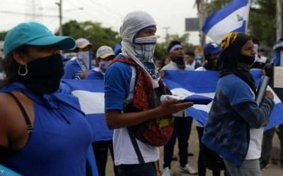 توقيف ثلاثين متظاهرا خلال تجمع ضد الرئيس أورتيغا في نيكاراغوا