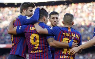 الصحف الكتالونية تتغنى بلاعبيها وتسخر من ريال مدريد