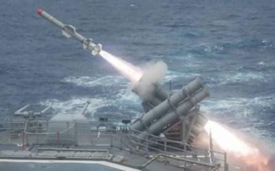 الأسطول الأمريكي في المحيط الهادئ يقرر ترهيب الصين