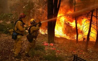 حصيلة ضحايا الحرائق في كاليفورنيا ترتفع إلى 59 قتيلا و130 مفقودا