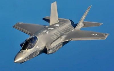 اليابان تدرس شراء 100 طائرة شبح أميركية