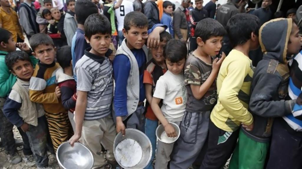 منظمات: 14 مليون شخص على حافة المجاعة في اليمن