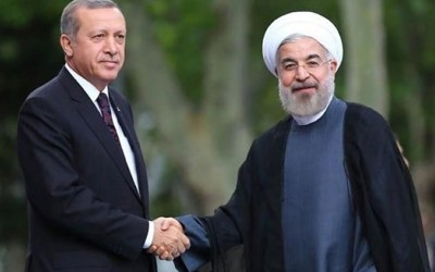 مباحثات بين اردوغان وروحاني في أنقرة غداة قرار سحب القوات الأميركية من سوريا
