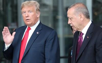 أردوغان يناقش مع ترامب في واشنطن الشهر المقبل المنطقة الآمنة في سوريا