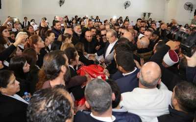 وهاب لأبو ذياب: سيبقى دمك وصمة عار على جبين الذي اتخذ القرار السياسي بالعملية