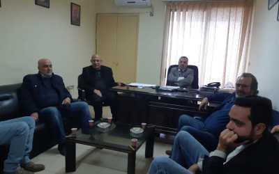 """لقاء مشترك بين """"القومي"""" و""""التوحيد العربي"""""""