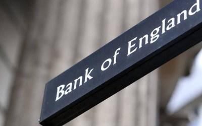 بنك انكلترا حذر من أن النظام المالي الأوروبي غير جاهز تماما لبريكست بدون اتفاق