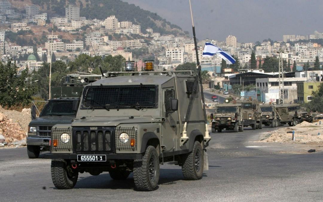 قوات الاحتلال تمشط منطقة غوش عتصيون بعد العثور على جندي إسرائيلي مقتولا بطعنات