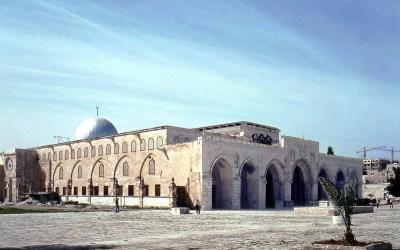 إغلاق مساجد القدس في أول أيام عيد الأضحى