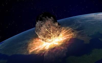 """إكتشاف موقع الكارثة التي """"أفنت 75% من كائنات الأرض"""""""