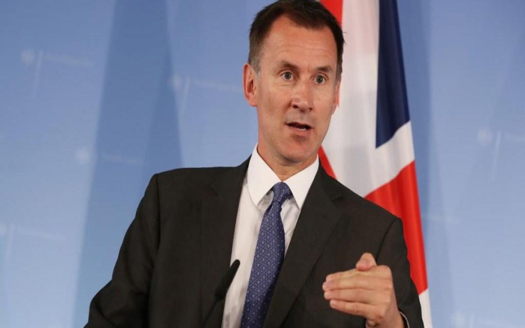 وزير الخارجية البريطاني: هناك خطر نزاع غير مقصود بين إيران والولايات المتحدة