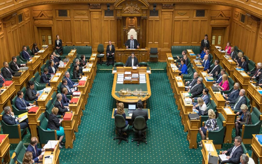المتحدث باسم مجلس النواب النيوزيلندي خشي من وجود مغتصب نساء داخل مبنى البرلمان