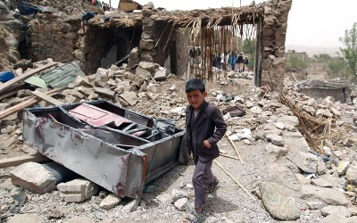 الحوثيون: 52 ألف قتيل وجريح حصيلة غارات التحالف العربي على اليمن