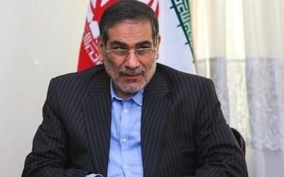 شمخاني: ايران لا تاخذ ترامب وتصريحاته على محمل الجد