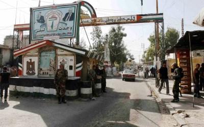 المخيمات الفلسطينية تستعد للإضراب