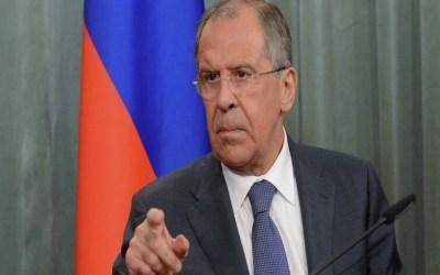 لافروف: الغرب يريد أن يجعل روسيا بلداً مطيعاً ومجالاً لتعزيز مصالحه الخاصة