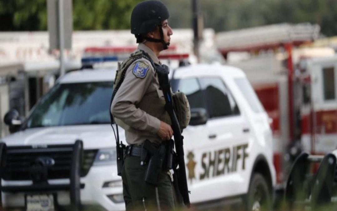 الشرطة اعلنت مقتل مطلق النار في كاليفورنيا في الولايات المتحدة