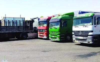 نقابات قطاع النقل البري: للاعتصام واقفال الحدود بالشاحنات على معبر المصنع غدا