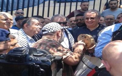 وهاب من مخيم برج البراجنة: لإعطاء الفلسطيني حقوقه الإنسانية وهو تحت القانون