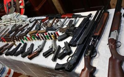 قرار بتجميد مفعول تراخيص حمل الاسلحة على الاراضي اللبنانية كافة