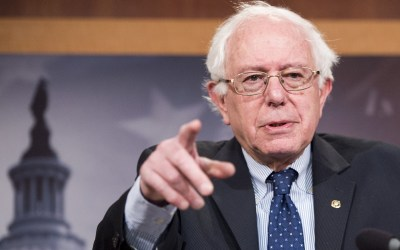 مرشح للرئاسة الأميركية يدعو الكونغرس إلى وقف كل الدعم المالي لإسرائيل