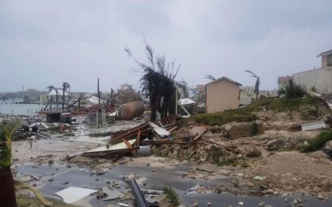 30 قتيلا في الباهاماس جراء الإعصار دوريان
