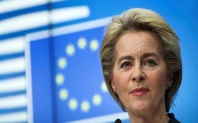 رئيسة المفوضية الأوروبية : بريكست بدون اتفاق تجاري سيضر بلندن