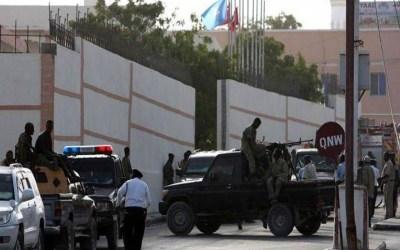 5 قتلى في هجوم على فندق في مقديشو