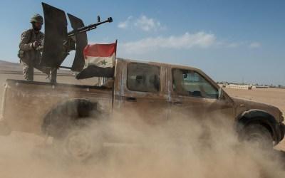 """""""البناء"""": اخطار داهمة تحدق بالجزيرة السورية (شرقي الفرات)"""