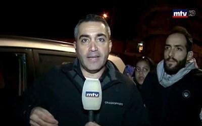 التوحيد العربي يستنكر الإعتداء على فريق الـ mtv