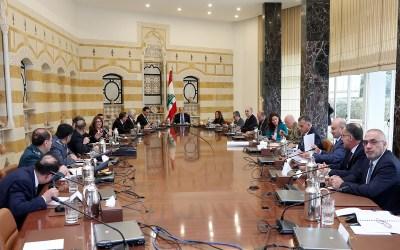 مجلسا الوزراء والدفاع غداً لمواجهة كـورونا … ونتنياهو يُهدِّد لبنان وسوريا – صفيحة الجمهورية