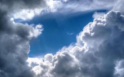 المنخفض الجوي ينحسر عن الحوض الشرقي للمتوسط مع بقاء الطقس متقلباً