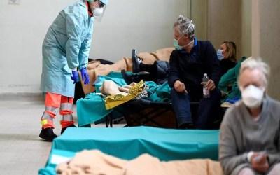 مساعدات من الولايات المتحدة والصومال لإيطاليا والسفارة اللبنانية نكست العلم في يوم الحداد على ضحايا كورونا