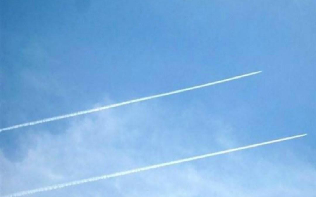 تحليق للطيران المعادي فوق النبطية وصولا لاقليم التفاح