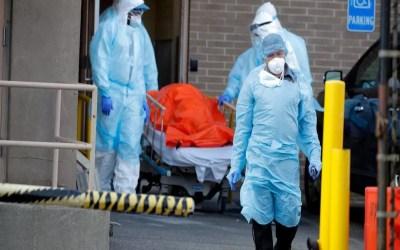 820 وفاة بكورونا في الولايات المتحدة خلال 24 ساعة