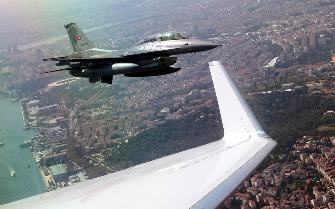 الجيش العراقي يستنكر اختراق الطائرات التركية للأجواء العراقية ويعتبر ذلك عملا استفزازيا