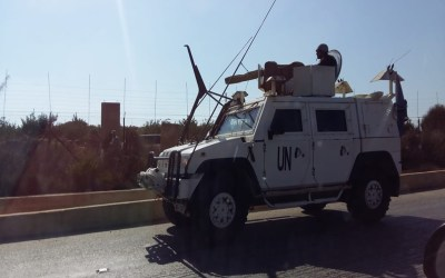 قوة اسرائيلية مشطت الطريق العسكري من محور تلال الوزاني حتى وادي العسل